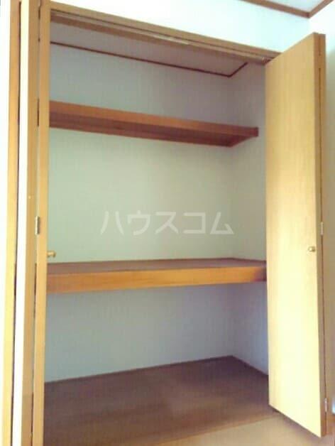 ソレア-ジュMK 02020号室の収納