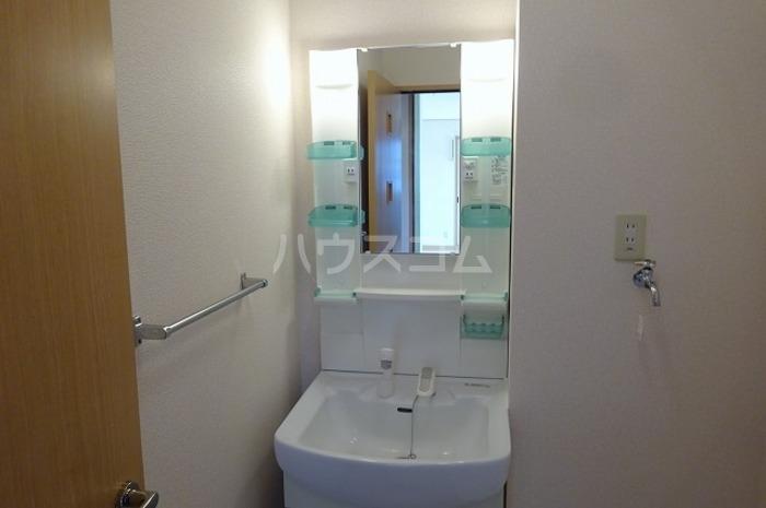 フォレスト自由が丘 101号室の洗面所
