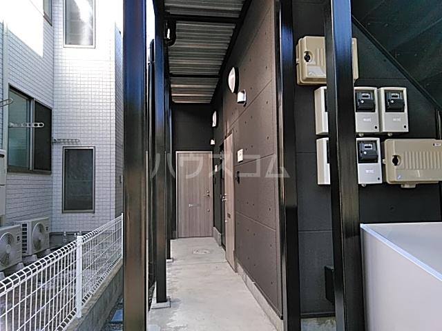 Villa Noir 101号室の設備