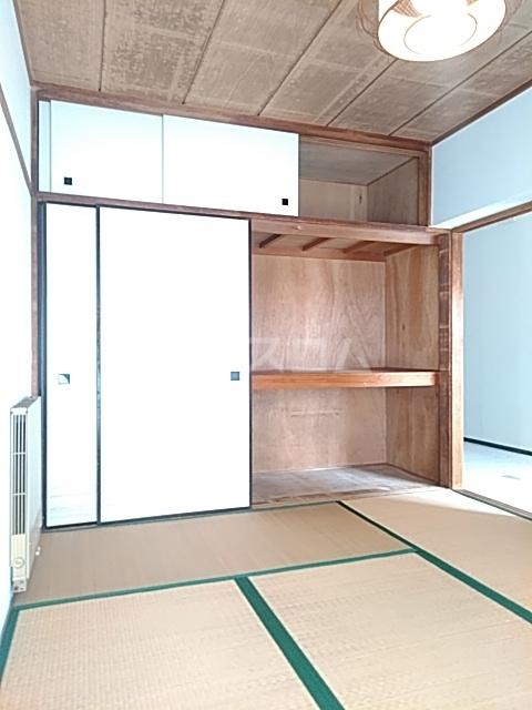 コートハウス町田 307号室の収納