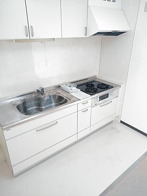 コートハウス町田 307号室のキッチン