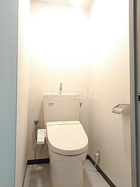 コートハウス町田 307号室のトイレ