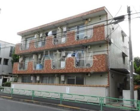 メゾン・ド・富士見町 0203号室の外観