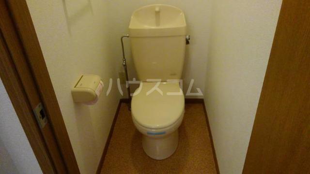 サン・エトワール 01010号室のトイレ