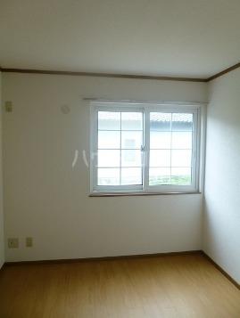 エル・レフィナードⅡ 01030号室のベッドルーム