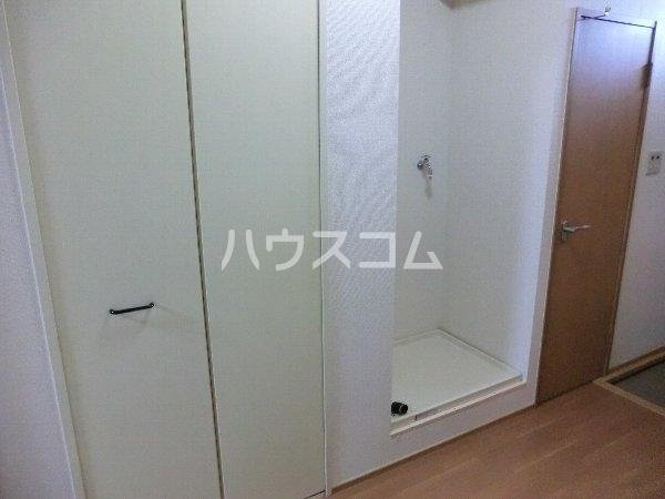 エトワール勝川 202号室の収納