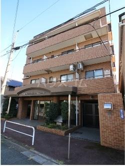 ライオンズマンション板橋本町外観写真