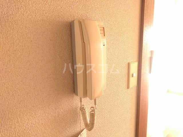 フォースト鶴間 302号室のセキュリティ