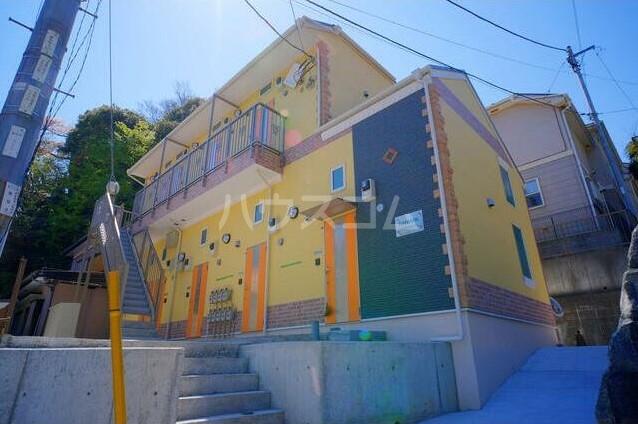 ユナイト井土ヶ谷ロレンツォの杜外観写真