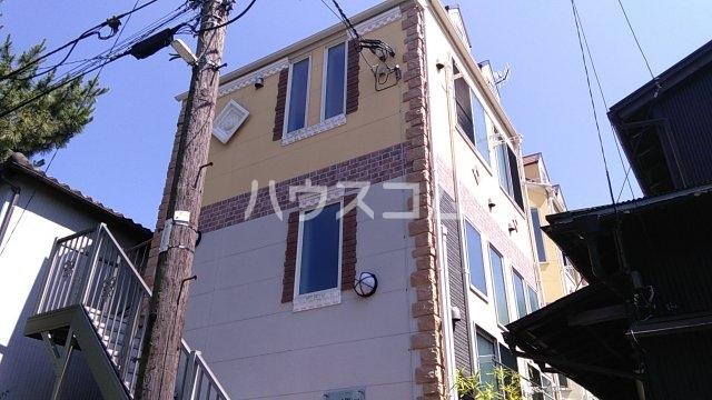 ユナイト南太田ジェラール・ピケ 107号室の外観