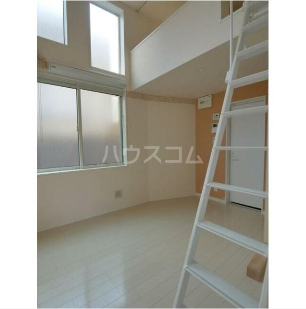 ユナイト南太田ジェラール・ピケ 107号室の居室