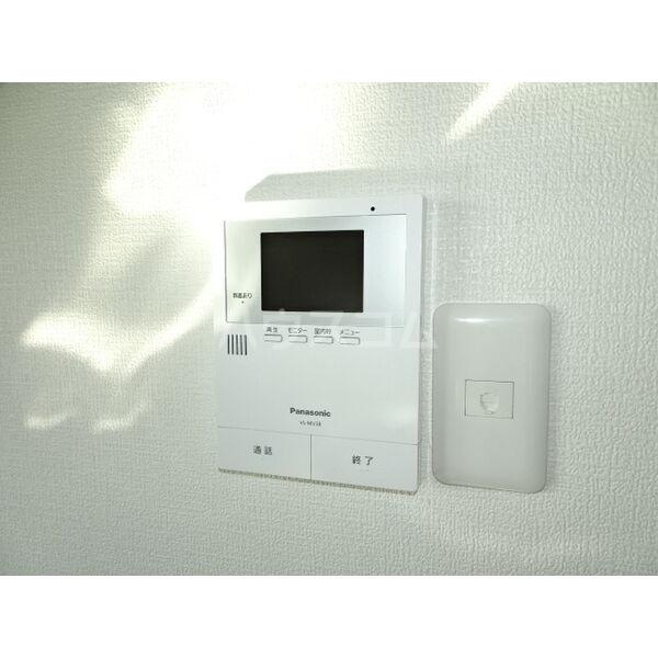 マンション加藤 205号室のセキュリティ