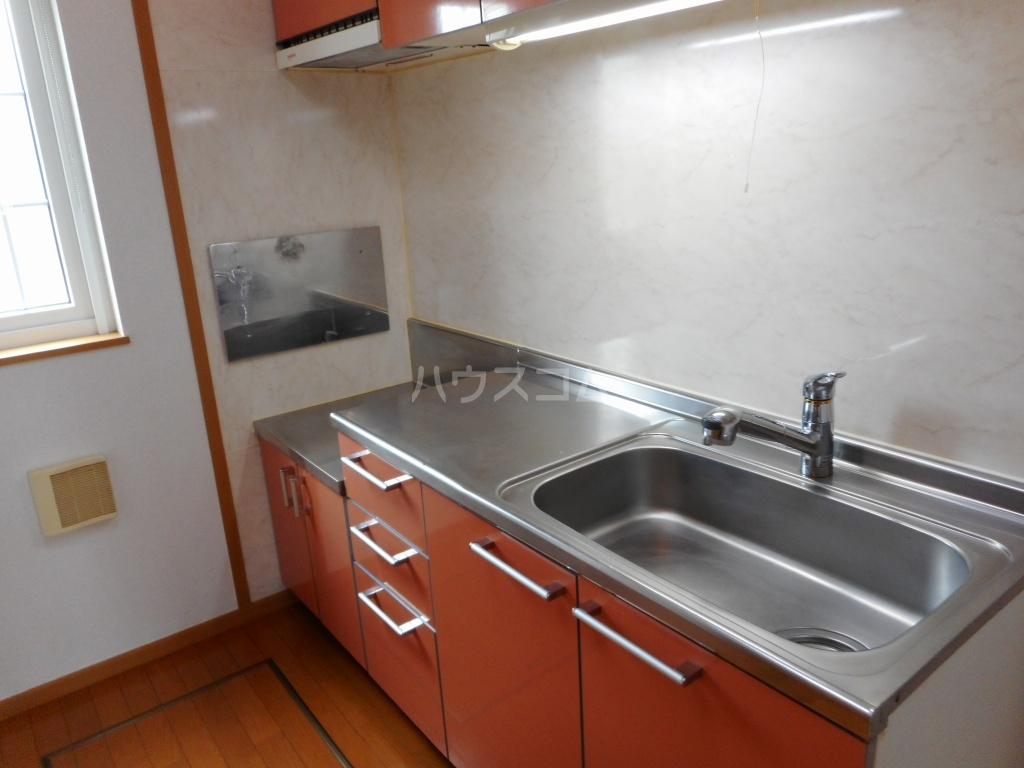 ソーレ・クラール 01030号室のキッチン