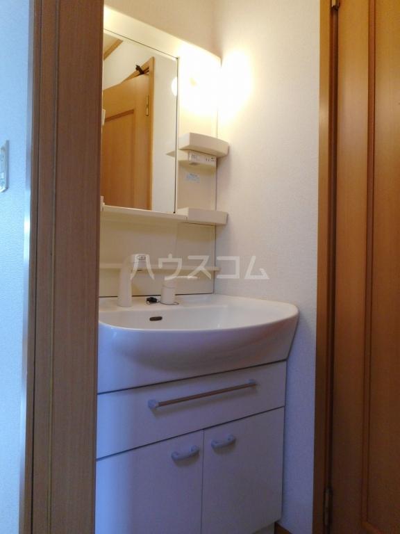 ソーレ・クラール 01030号室の洗面所