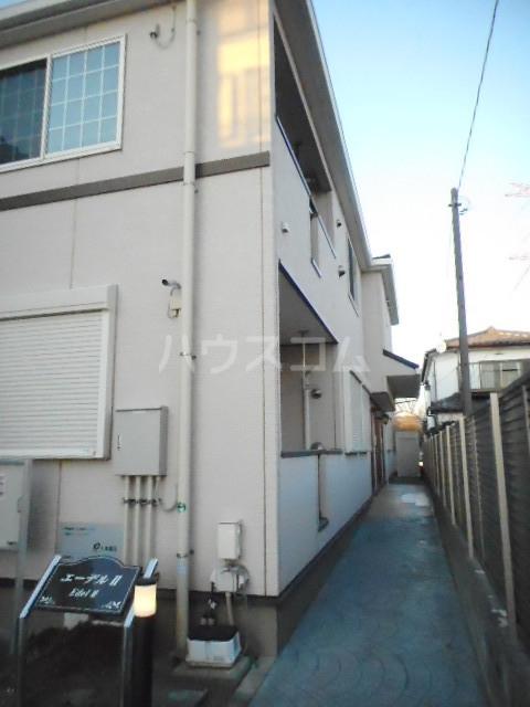 エーデルⅡ 01020号室の玄関