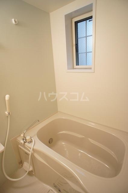 エーデルⅡ 01020号室の風呂