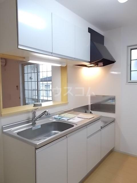 ノワール エ ブラン 02010号室のキッチン