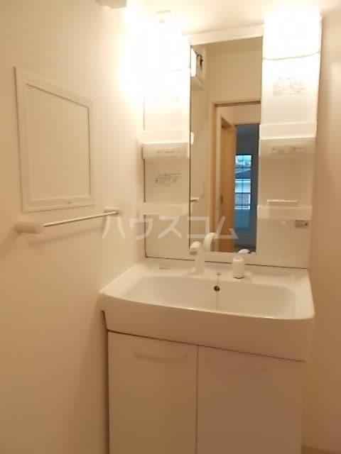 ノワール エ ブラン 02010号室の洗面所