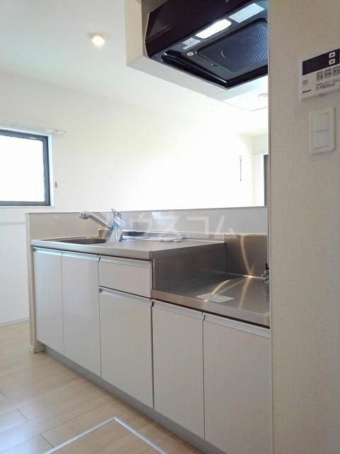 フォンテーヌ・イー 01040号室のキッチン