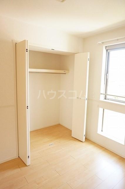 アネシス木太B 02010号室の収納