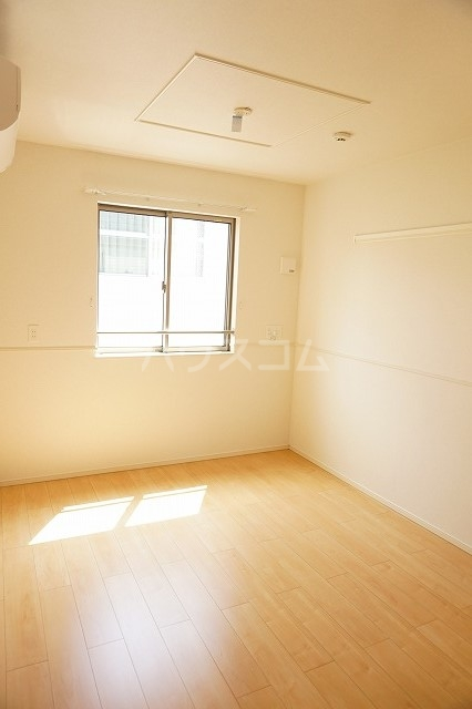 アネシス木太B 02010号室のベッドルーム