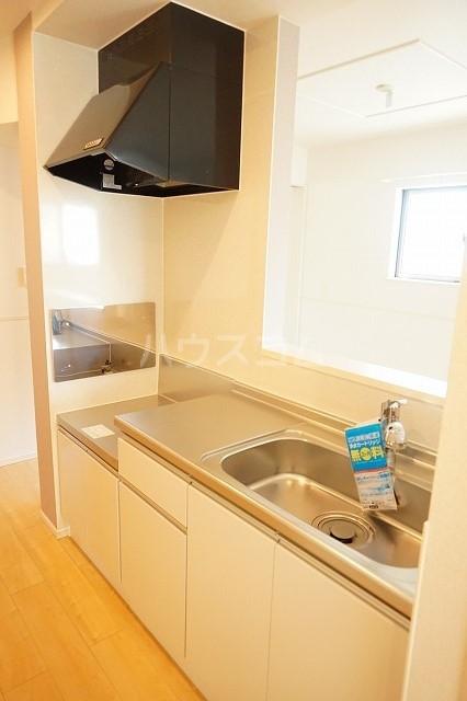 アネシス木太B 02010号室のキッチン