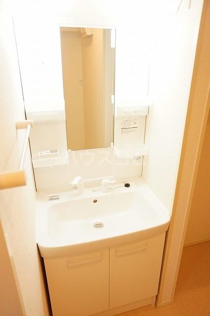 アネシス木太B 02010号室の洗面所