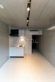 COCOFLAT小竹向原 204号室のキッチン