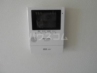 サンヒルズ緑 102号室のセキュリティ