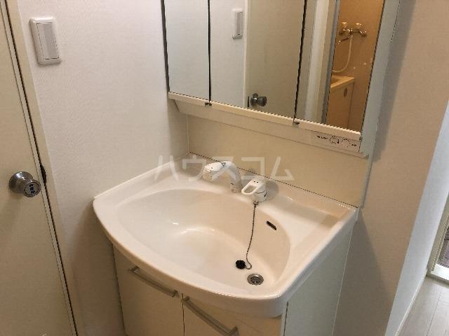 ルネッサンス 105号室の洗面所
