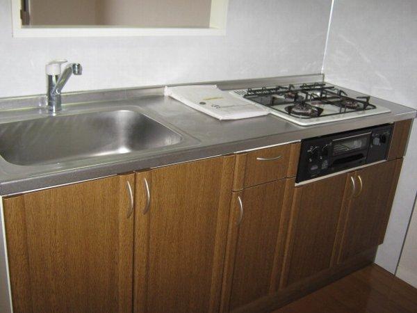 フェリーチェ勝川 103号室のキッチン
