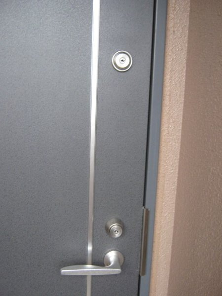 フェリーチェ勝川 103号室の玄関