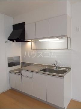 ヨットン・ハウスⅡ 02030号室のキッチン