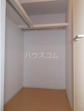 ヨットン・ハウスⅡ 02030号室の収納