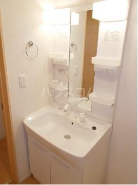 ヨットン・ハウスⅡ 02030号室の洗面所