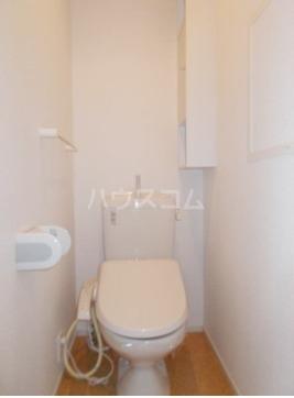 ヨットン・ハウスⅡ 02030号室のトイレ