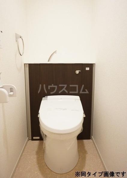 アルカディアⅧ 07040号室のトイレ
