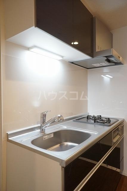 アルカディアⅧ 09020号室のキッチン