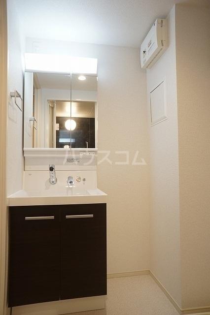 アルカディアⅧ 09020号室の洗面所
