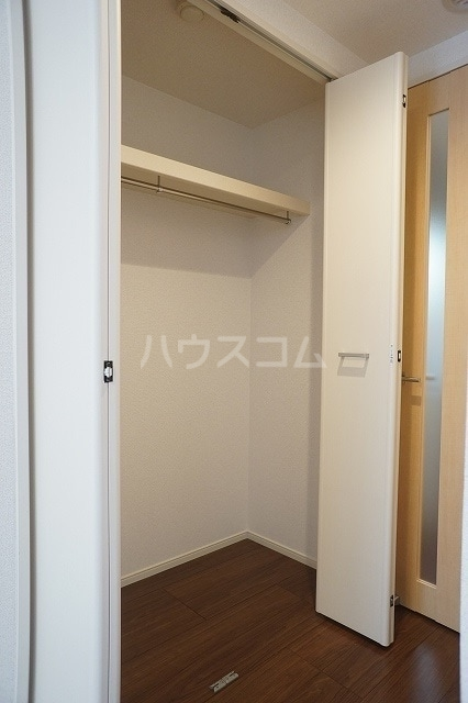 アルカディアⅧ 09020号室の収納