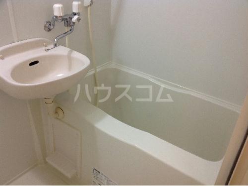 レオパレス浩然 101号室のトイレ