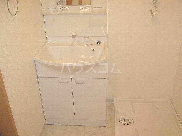 シャレ・プランタン 206号室の洗面所