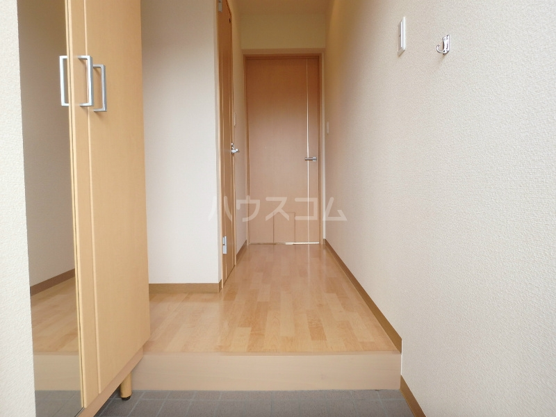 Felice gatto Yokosuka 203号室の玄関