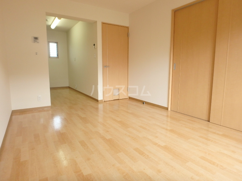 Felice gatto Yokosuka 203号室のベッドルーム