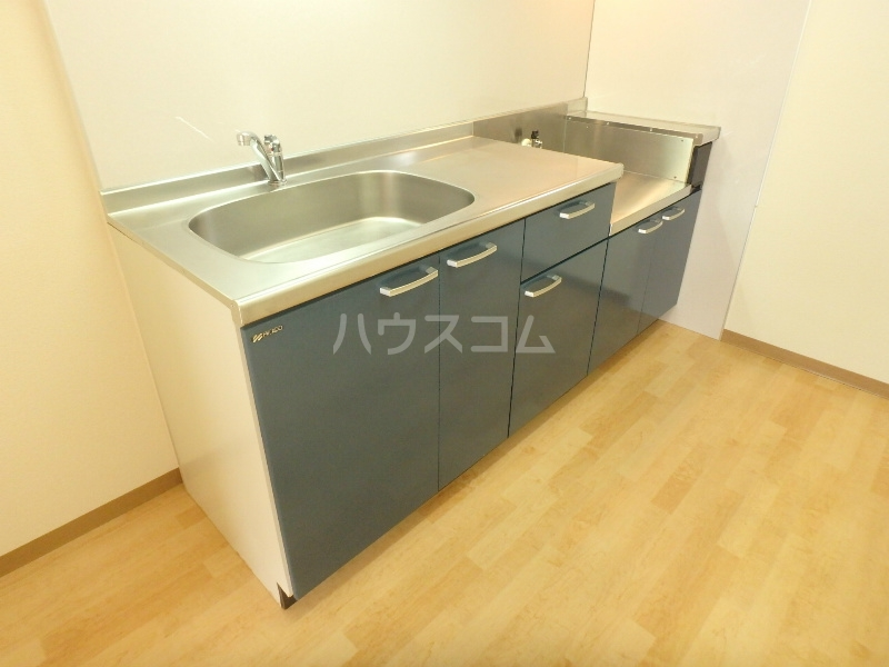 Felice gatto Yokosuka 203号室のキッチン