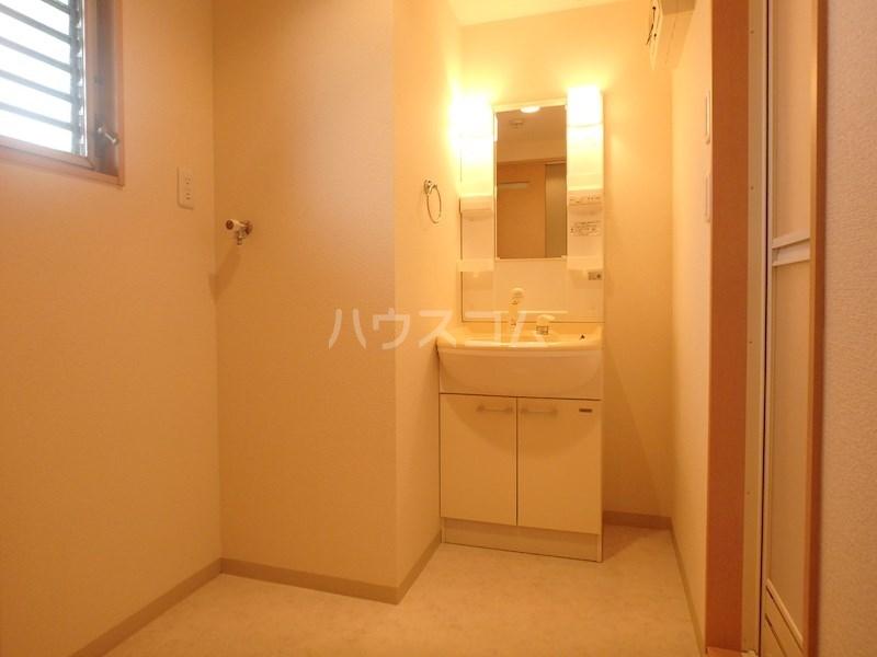 Felice gatto Yokosuka 203号室の洗面所