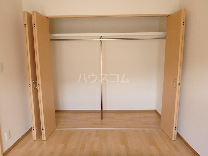 Felice gatto Yokosuka 203号室の収納