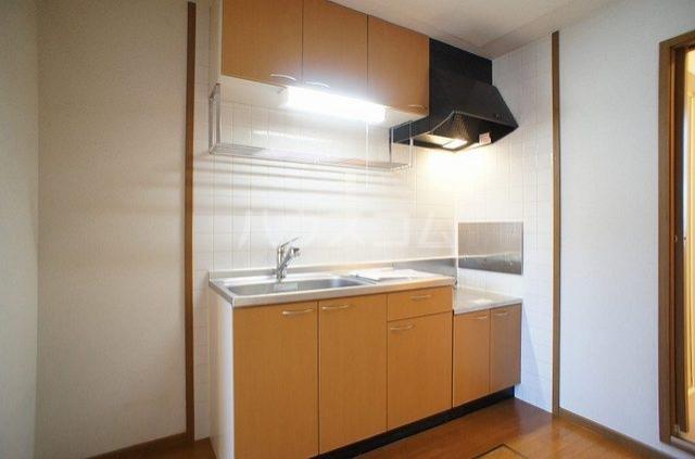 スウィートセトルフラワー・A 01010号室のキッチン