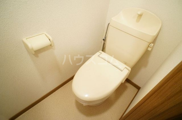 スウィートセトルフラワー・A 01010号室のトイレ