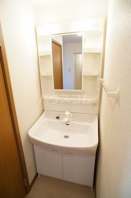 スウィートセトルフラワー・A 01010号室の洗面所